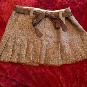 Vintage Abercrombie & Fitch Wool Skirt